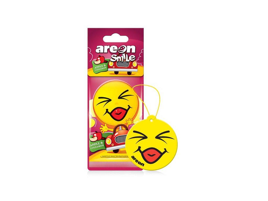 areon smile Apple Cinnamon 1