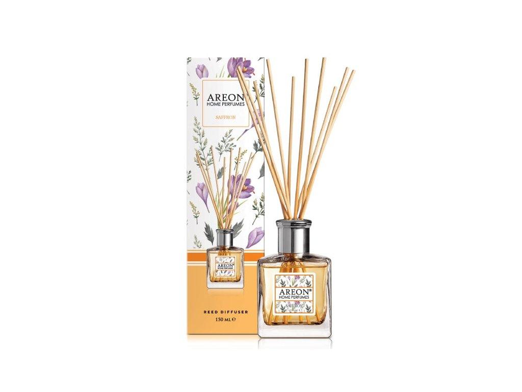 Home perfume sticks Botanic 150ml Saffron min