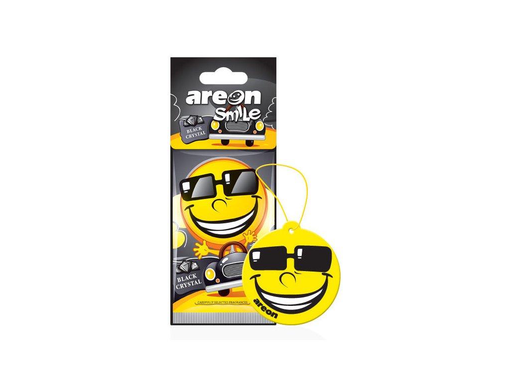 AREON DRY SMILE - BLACK CRYSTAL