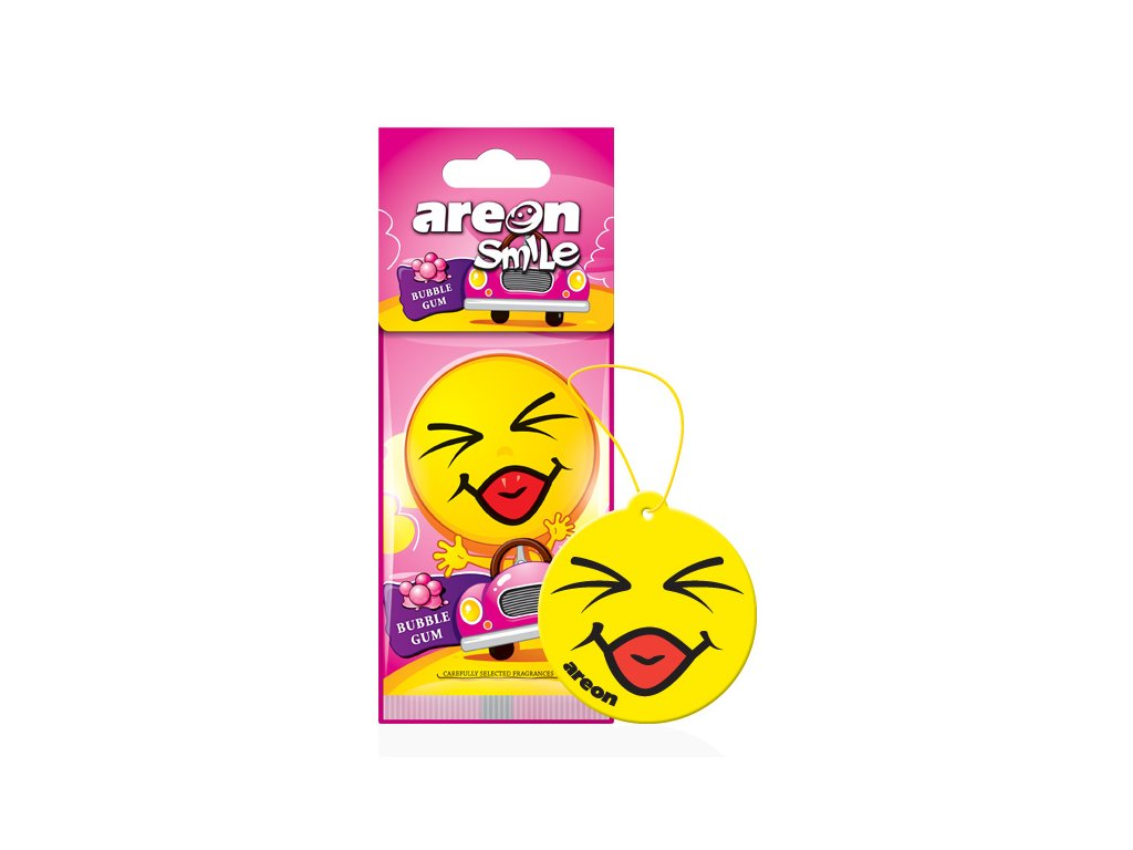 AREON DRY SMILE - BUBBLE GUM