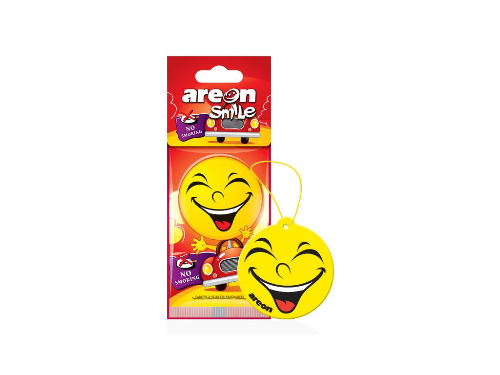 AREON DRY SMILE - NO SMOKING