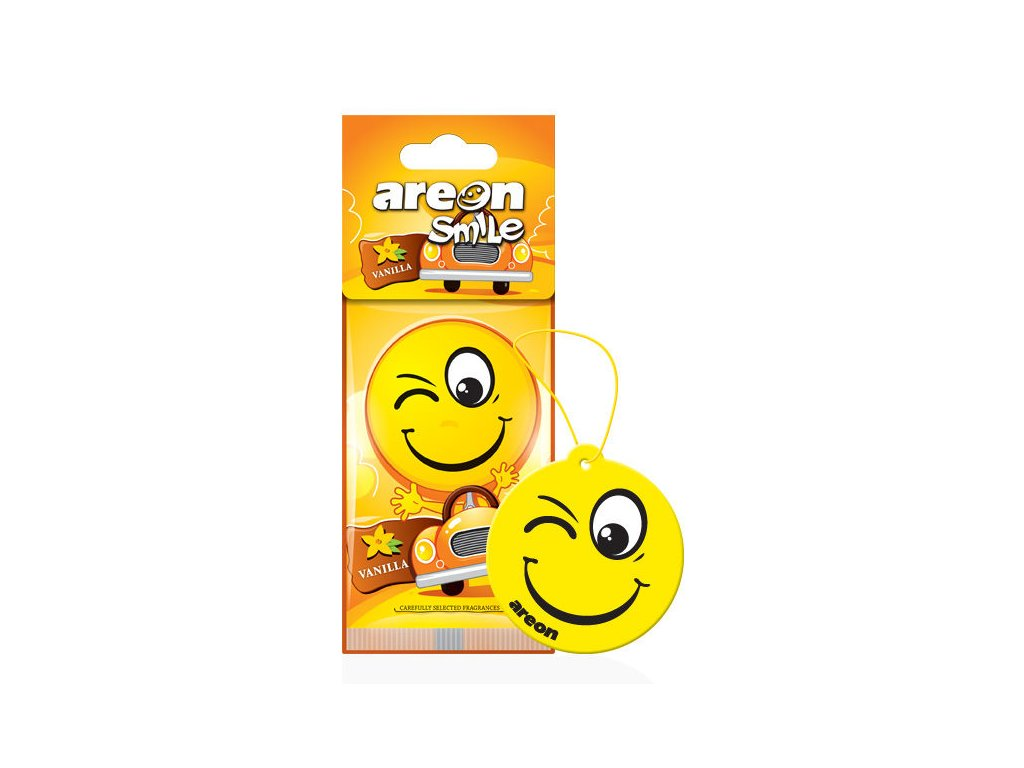 AREON DRY SMILE - VANILLA