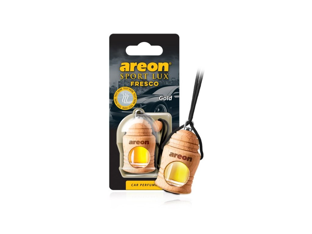 AREON FRESCO LUX Gold- 4ml