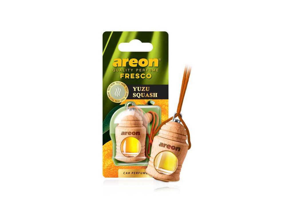 AREON FRESCO Yuzu Squash - 4 ml
