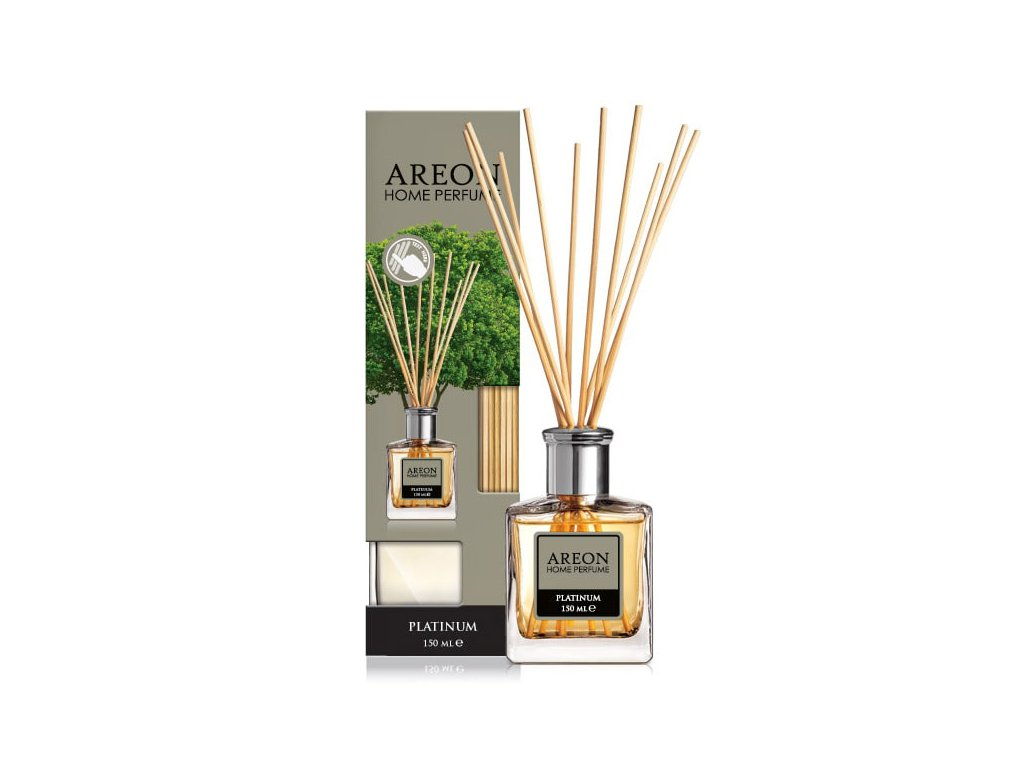 AREON HOME PERFUME LUX 150ml - Platinum