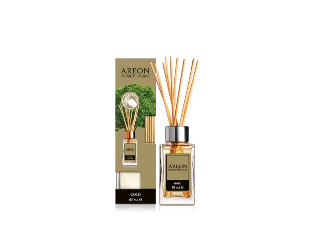 Home perfume sticks LUX 85ml Gold