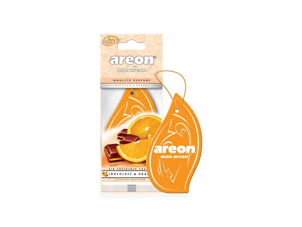 Chocolate Orange delicious