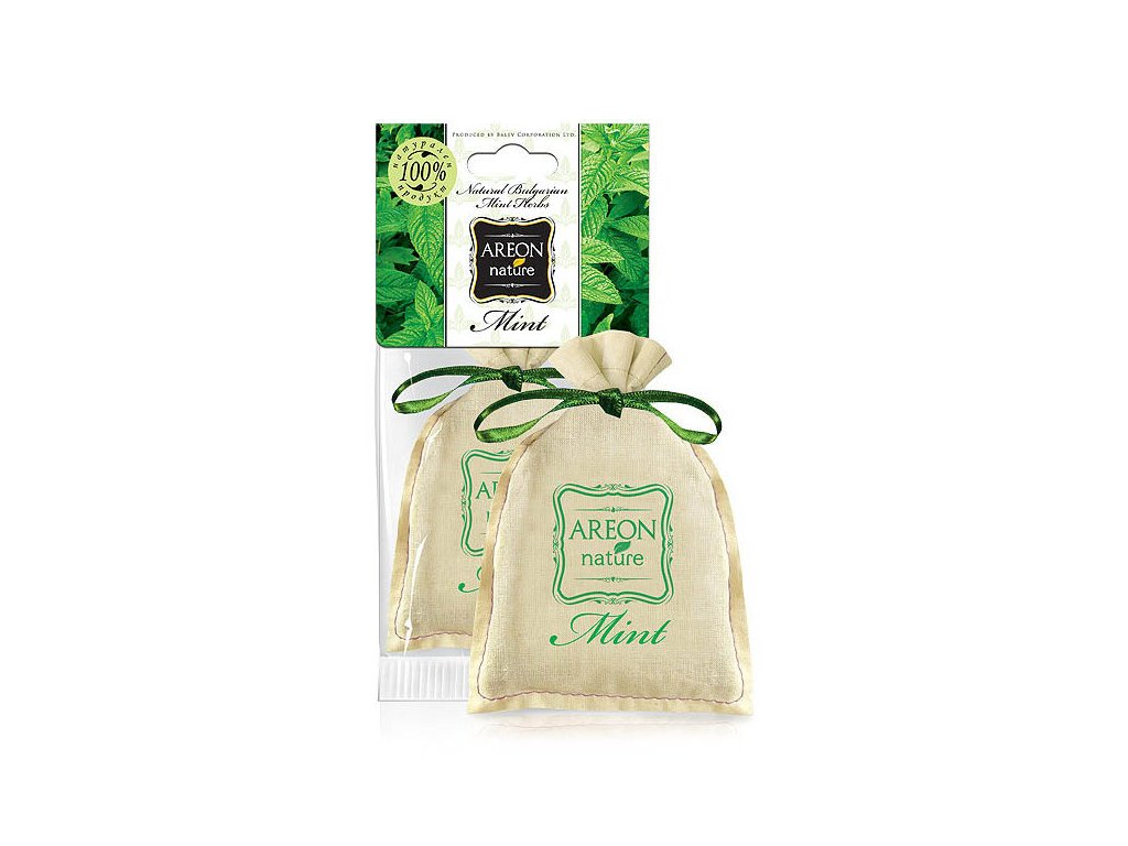 Areon Nature mint
