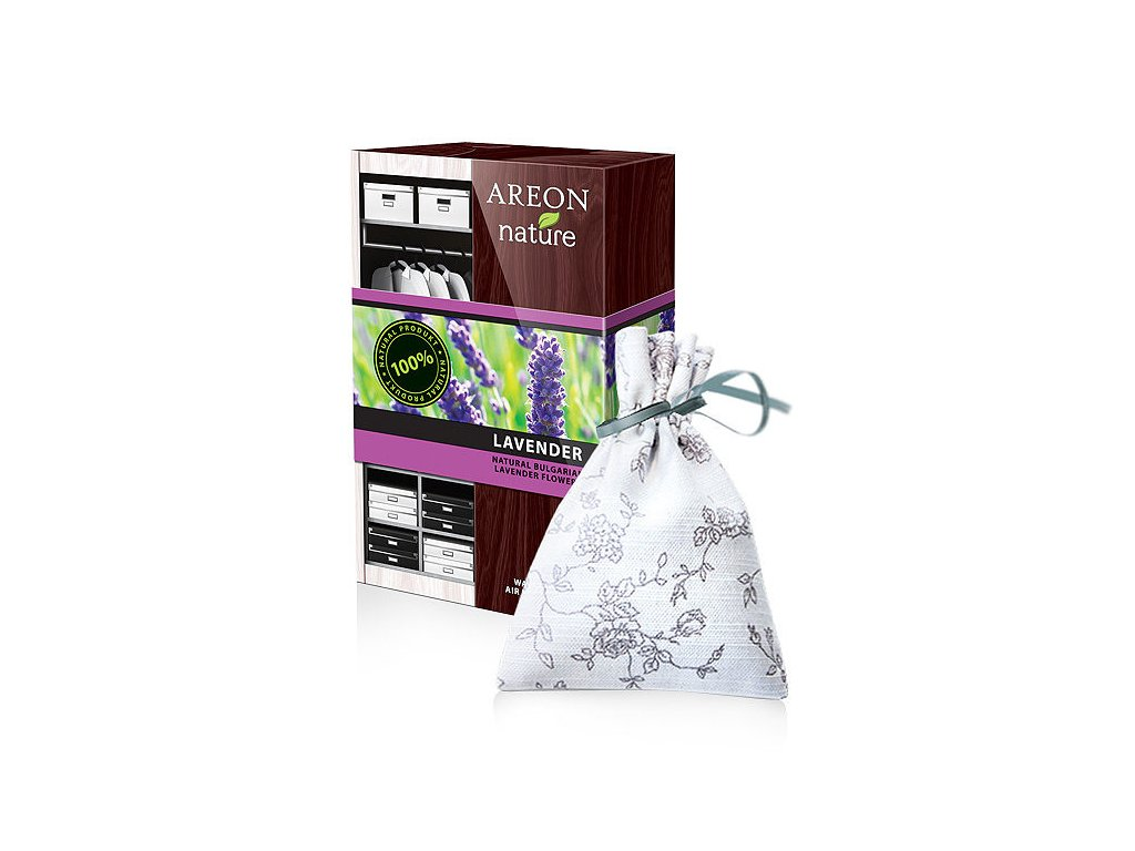Areon Nature bag lavender