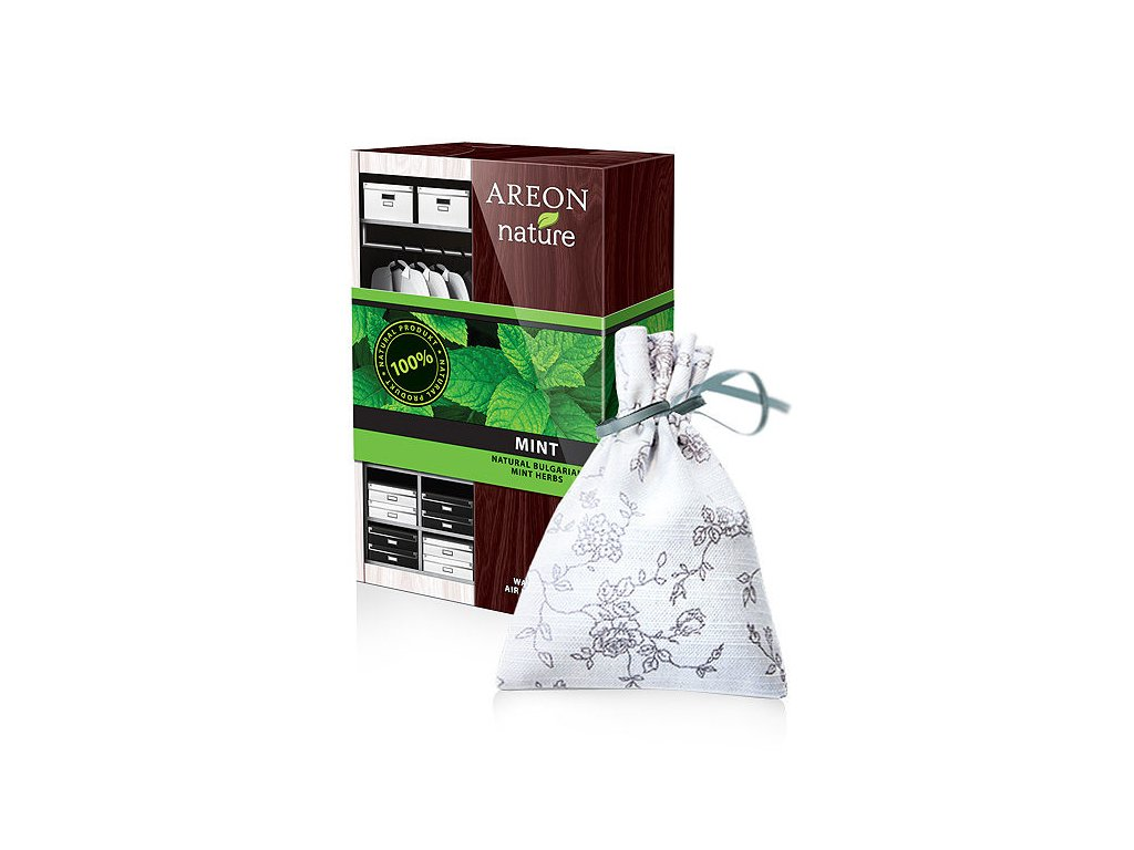 Areon Nature bag mint
