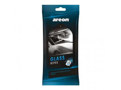 AREON WET WIPES CAR CARE - GLASS