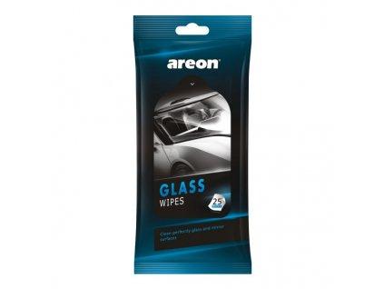 Auto Wet Wipes Glass