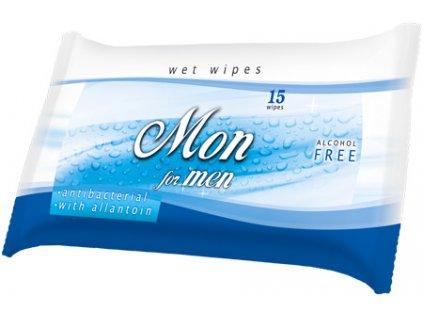 AREON WET WIPES MON - FOR MEN