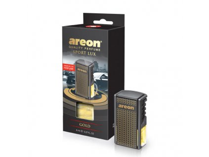 areon Car Black Gold