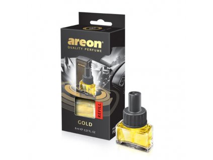 areon Car Black Gold Refil