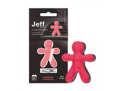 JEFF CROMO RED