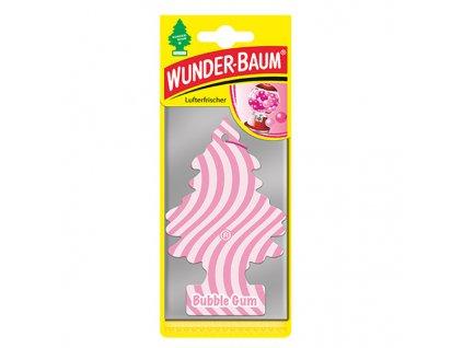 BUBBLE GUM PNG WUNDER BAU