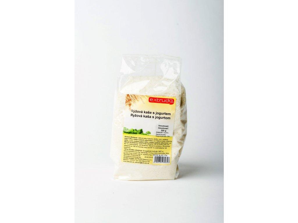 WEB Kaše ryžová s jogurtem