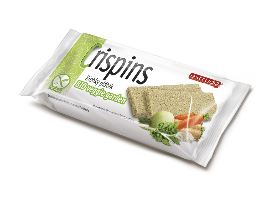 3d Crispins 2platek veggie tisk