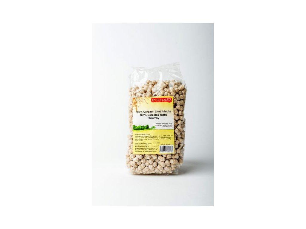 Křupka žitná 100% cereální Extrudo