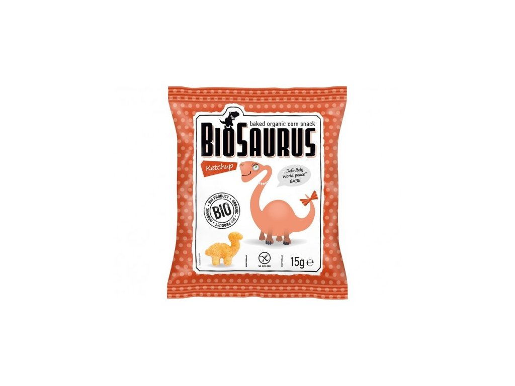 biosaurus kecup 15g