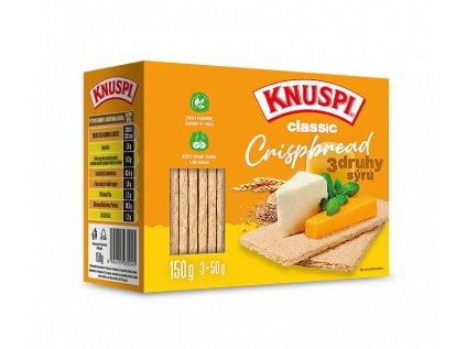 slozeni produkt crispbread syry