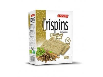 Crispins platek dyne 3d