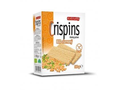 Crispins platek cizrna 3d