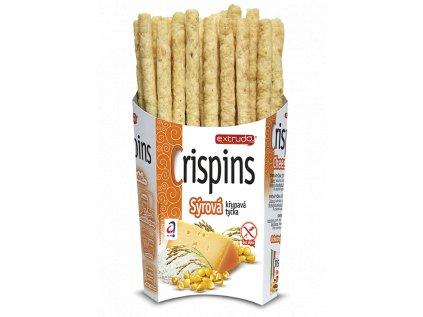 Crispins tycky syrova bezpozadí
