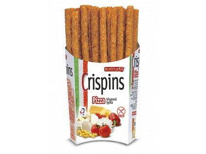 Crispins tycky pizza bezpozadí