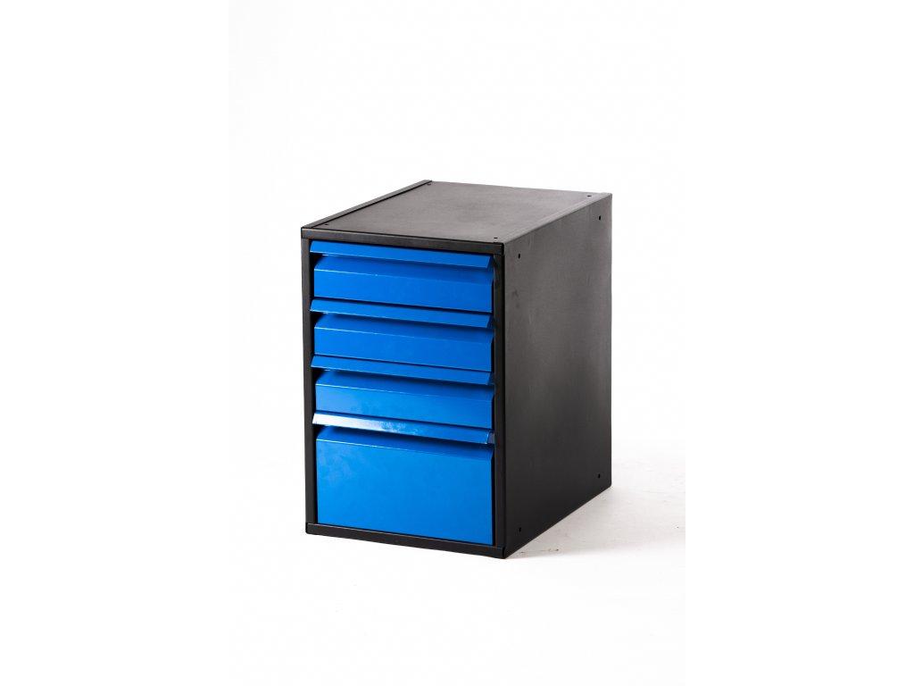 Zásuvkový box 3+1Z
