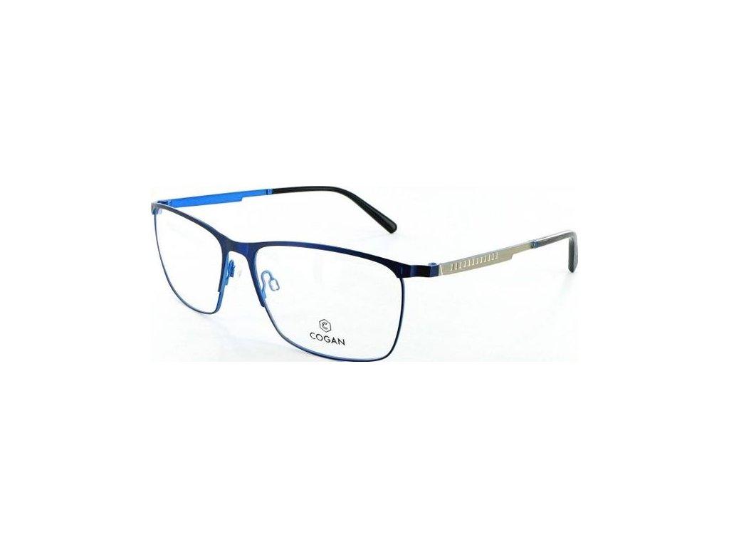 Cogan 2617-BLU-BLU (modrá/stříbrná)