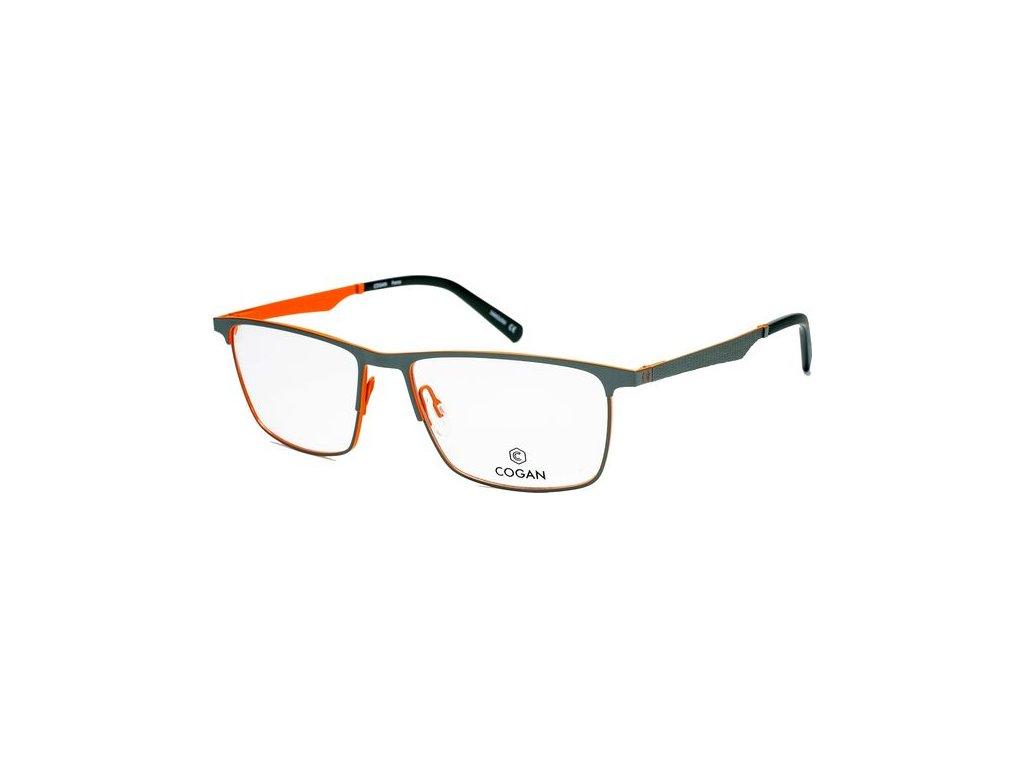 Cogan 2618-GRY-ORG (šedá/oranžová)