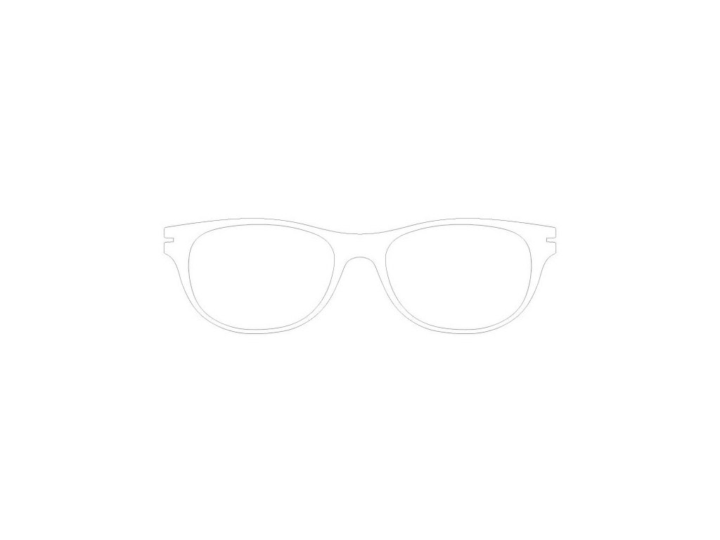 FaceCie nácvak CIE 11 BL (bílá)