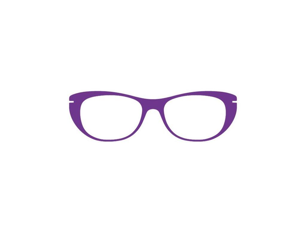 FaceCie nácvak CIE 110 VI (fialová)