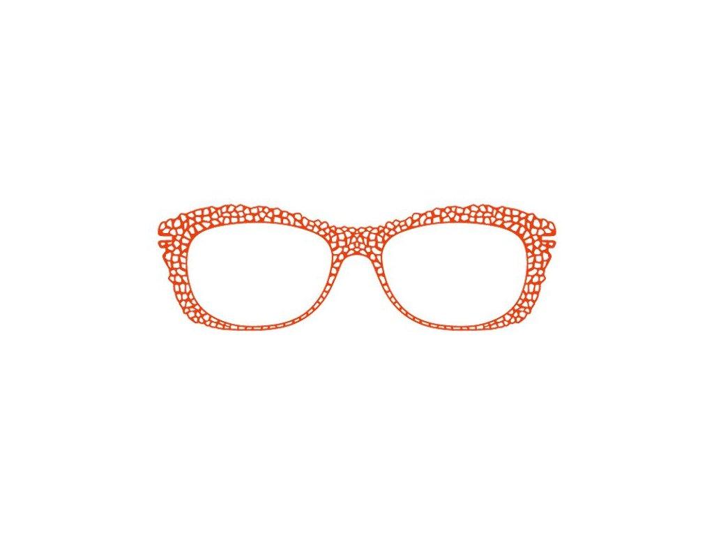 FaceCie nácvak CIE 119 CO (oranžová)