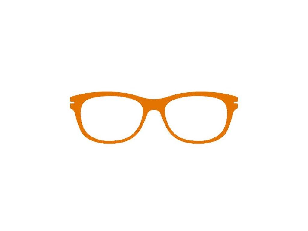 FaceCie nácvak CIE 112 OR (oranžová)