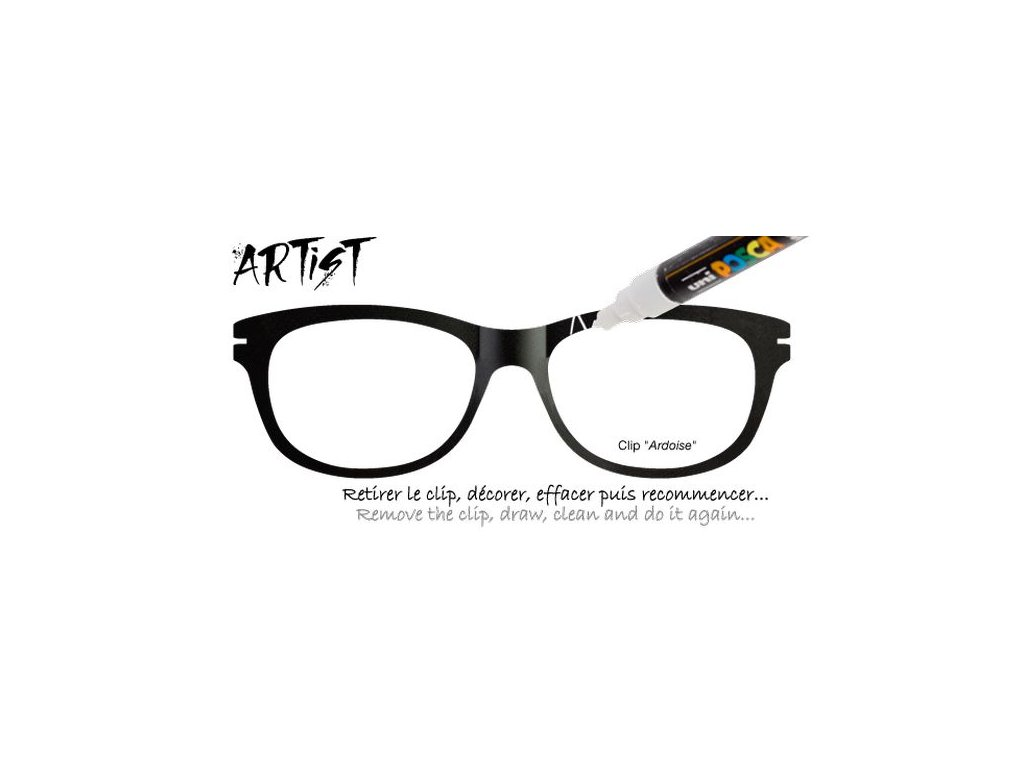 FaceCie nácvak CIE 112 ARTIST (tabule) + fix