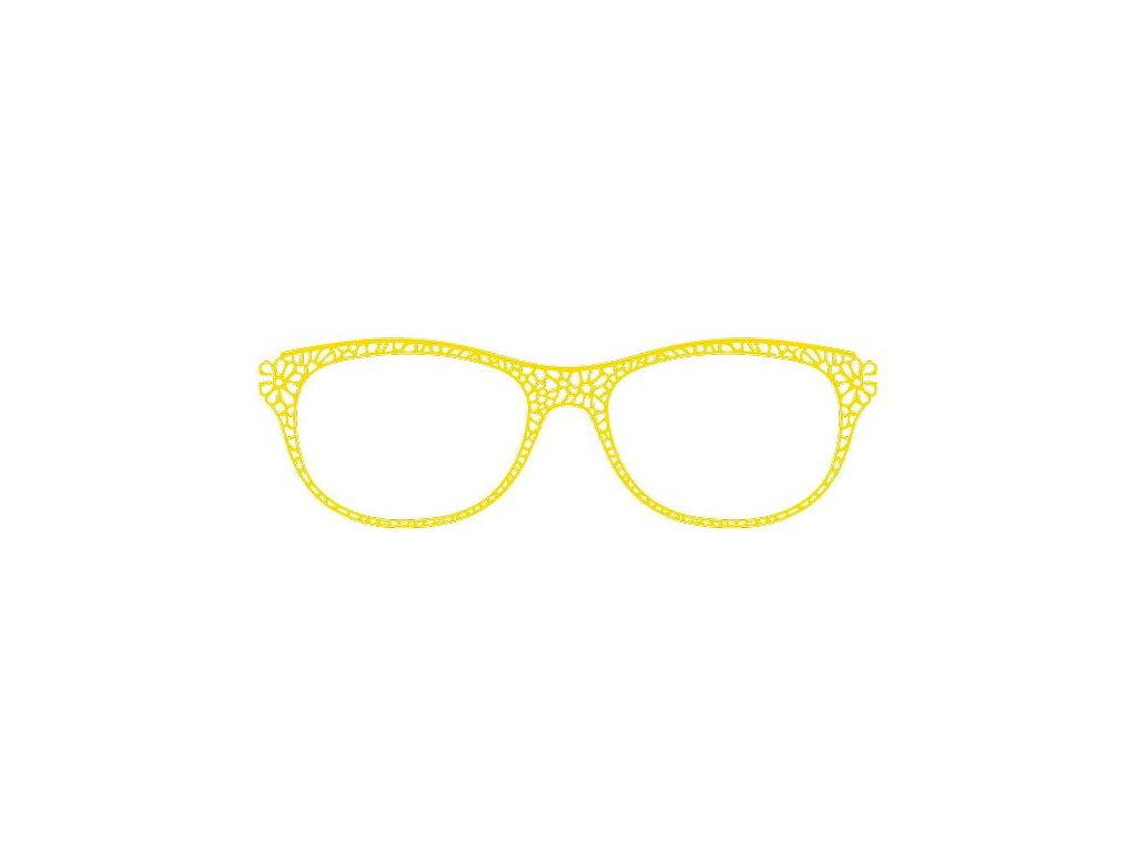 FaceCie nácvak CIE 124 CI (žlutá)