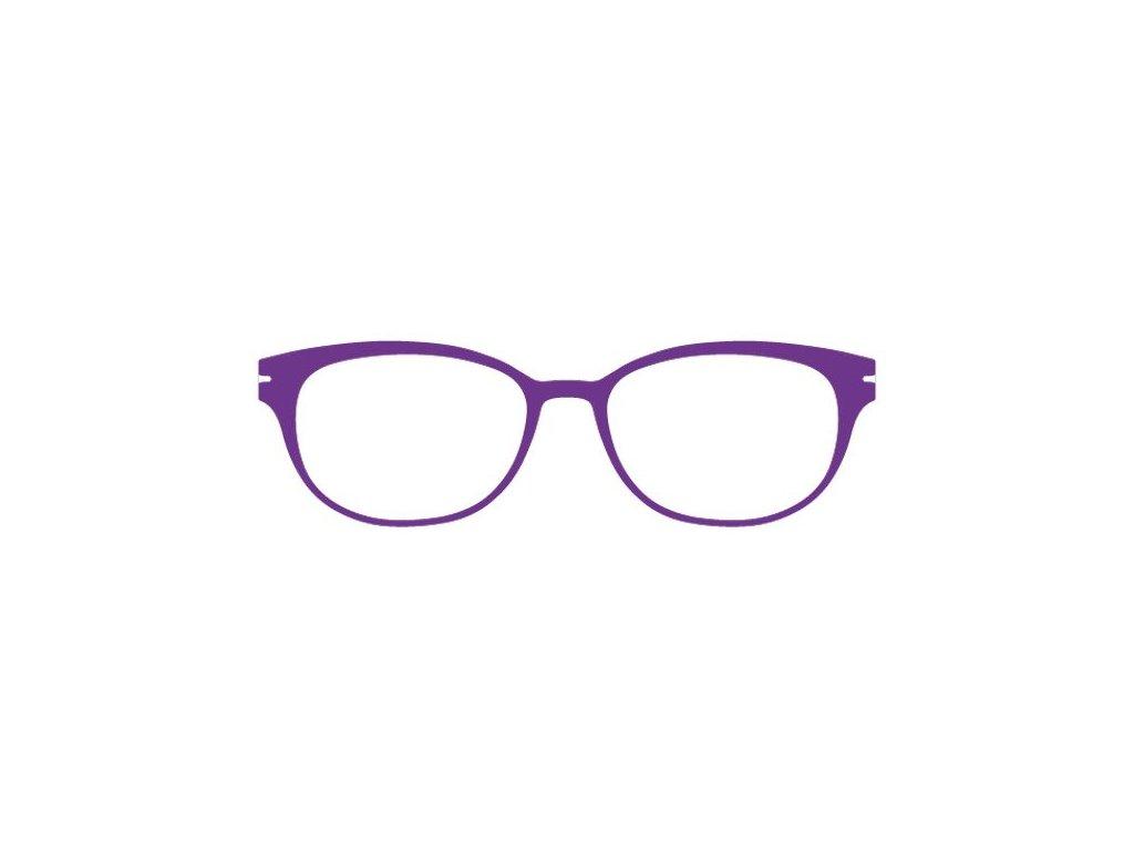 FaceCie nácvak CIE 160 VI (fialová)