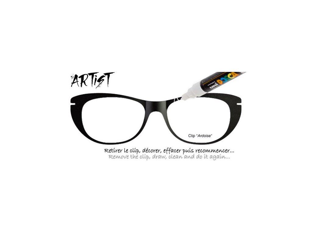 FaceCie nácvak CIE 110 ARTIST (tabule) + fix