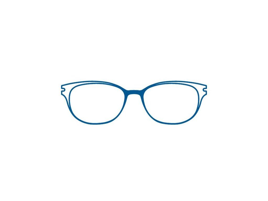 FaceCie nácvak CIE 152 BK (modrá)