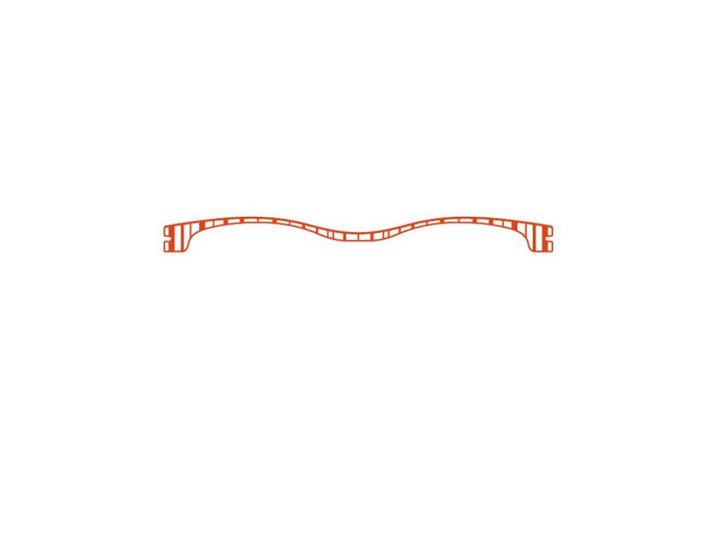 FaceCie nácvak CIE 167 CO (oranžová)