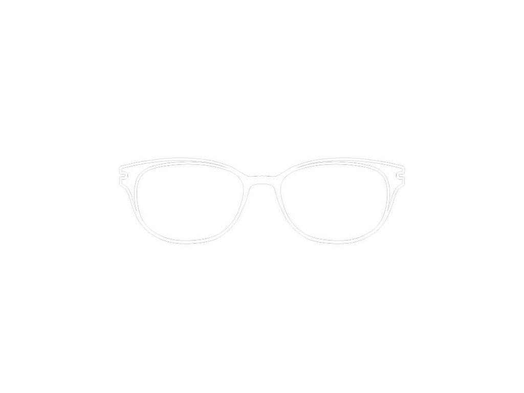 FaceCie nácvak CIE 152 BL (bílá)