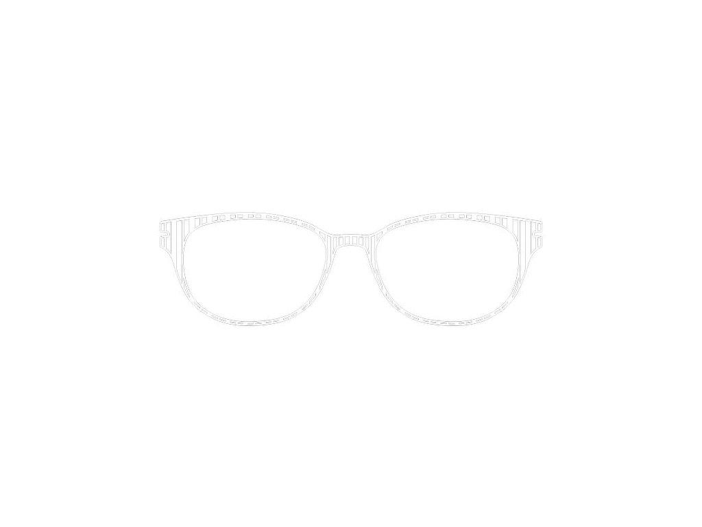 FaceCie nácvak CIE 157 BL (bílá)