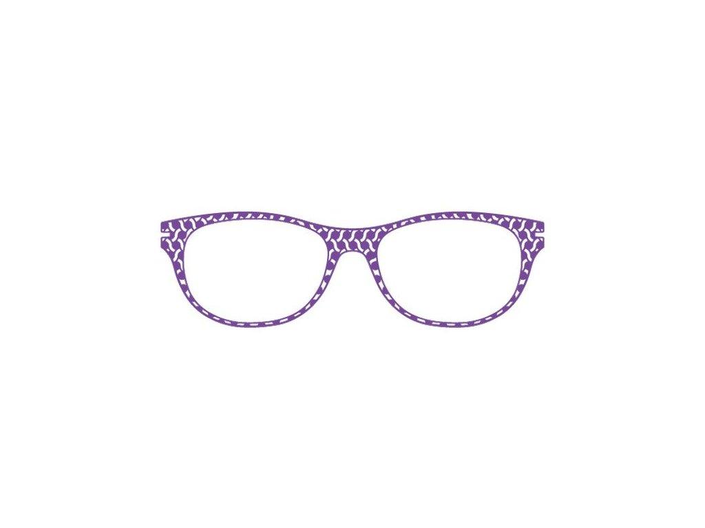 FaceCie nácvak CIE 177 UV (fialová)