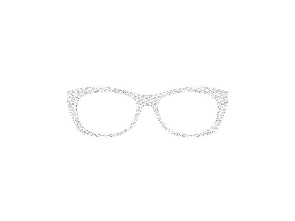 FaceCie nácvak CIE 175 BL (bílá)