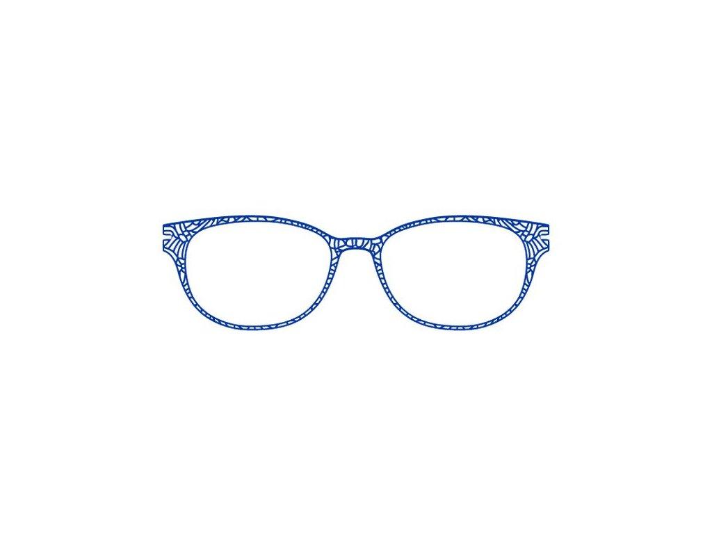 FaceCie nácvak CIE 173 BE (modrá)