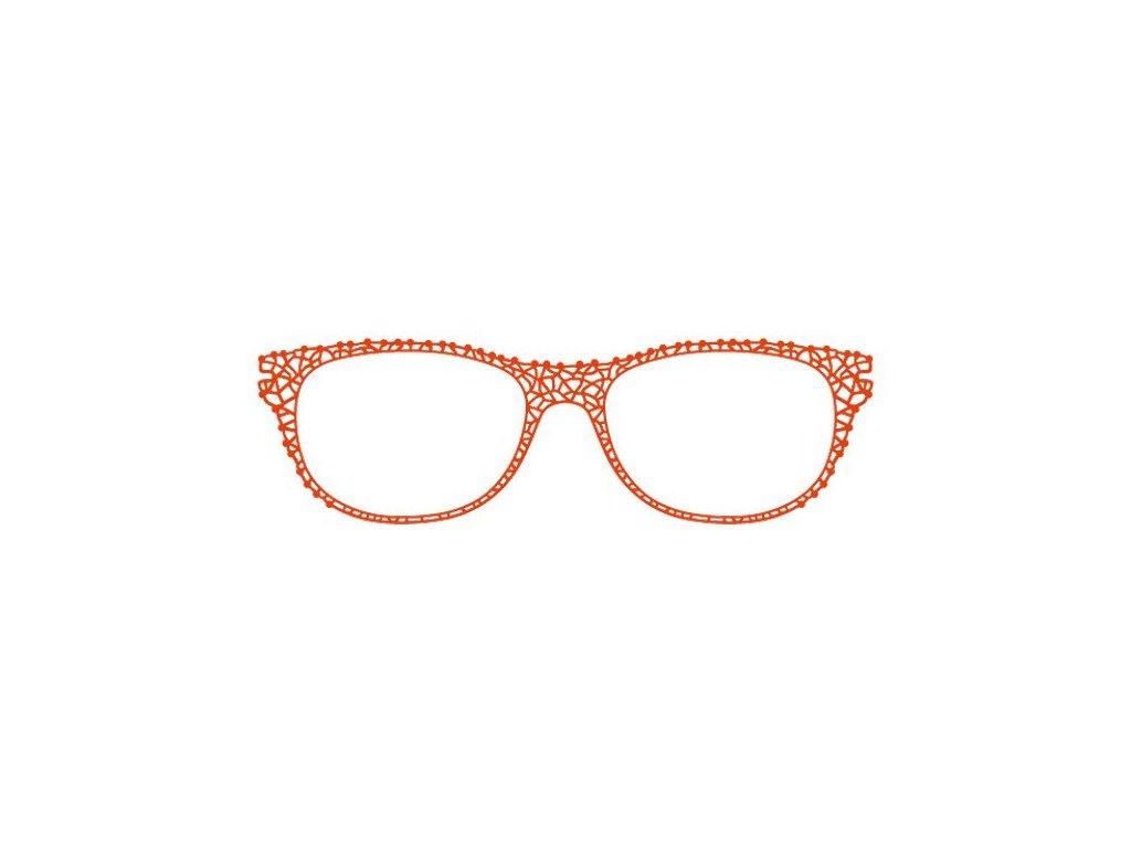 FaceCie nácvak CIE 159 CO (oranžová)