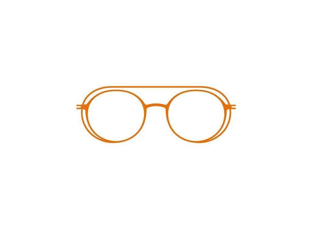 FaceCie nácvak CIE 213 OR (oranžová)